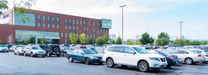 Parking Permits   AHEC