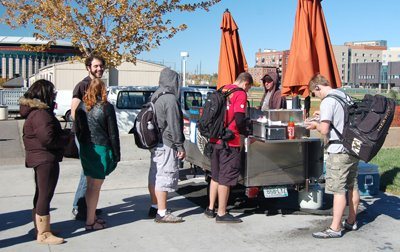Fall Hours for Campus Food Vendors